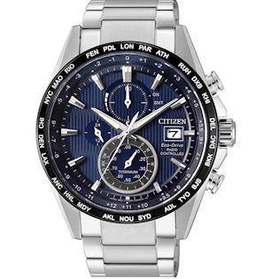 Model AT8154-82L Citizen Eco-Drive radio controlled Eco drive radio controlled quartz Herre ur