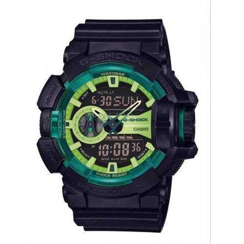 Model GA-400LY-1AER Casio G-Shock quartz multifunktion (5398) Herre ur