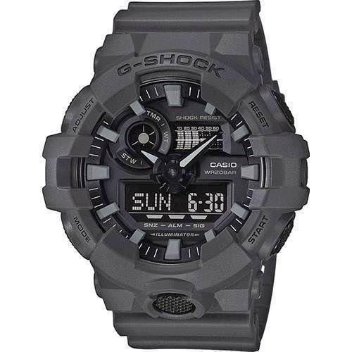 Model GA-700UC-8AER Casio G-Shock quartz multifunktion Herre ur