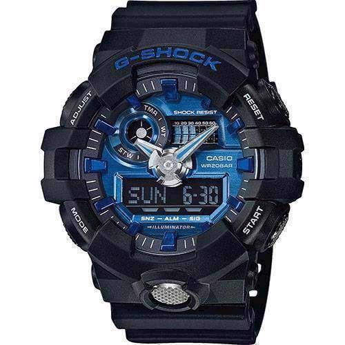 Model GA-710-1A2ER Casio G-Shock quartz multifunktion (5522) Herre ur