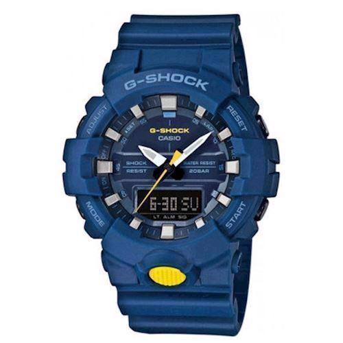 Model GA-800SC-2AER Casio G-Shock (5535) multifunktions quartz Herre ur