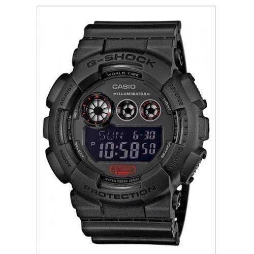 Model GD-120MB-1ER Casio G-Shock quartz multifunktion Herre ur