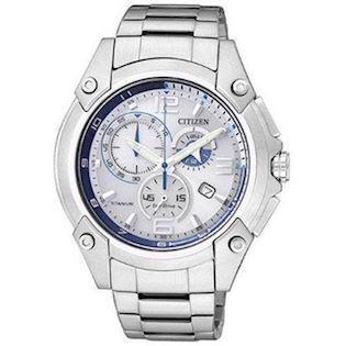 Model AT2040-50B Citizen  quartz med Eco-Drive Herre ur
