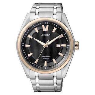 Model AW1244-56E Citizen  quartz med Eco-Drive Herre ur