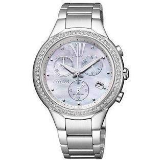 Model FB1321-56A Citizen  quartz med Eco-Drive Dame ur