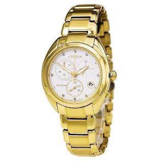 Model FB1392-58A Citizen  quartz med Eco-Drive Dame ur