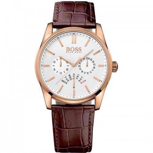 Model 1513125 Hugo Boss Heritage Quartz herre ur