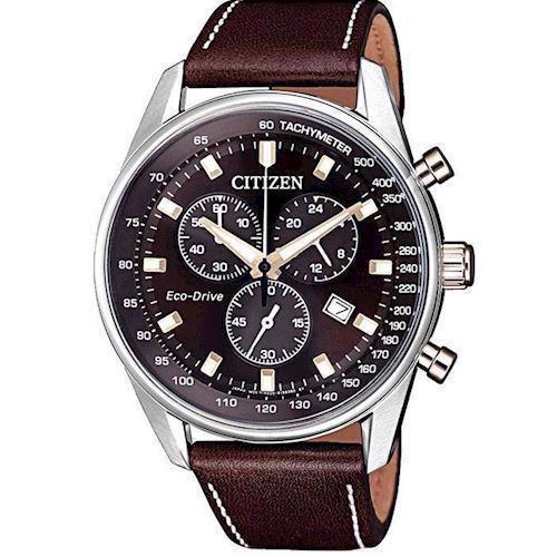 Model AT2396-19X Citizen Eco-Drive Eco-Drive Quartz Herre ur